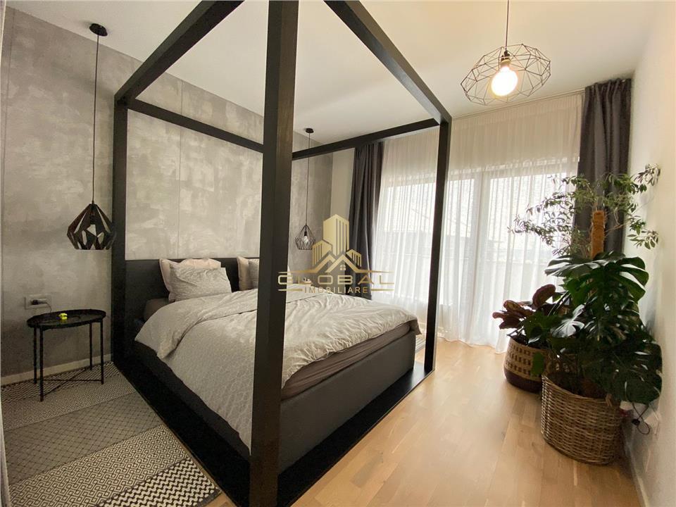3 camere, 81mp, mobilat/utilat, Cartier Buna Ziua, zona str. Trifoiului