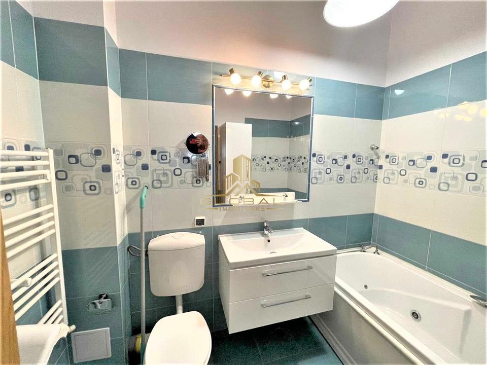 2 camere, 50 mp, decomandat, MODEN, zona Marasti