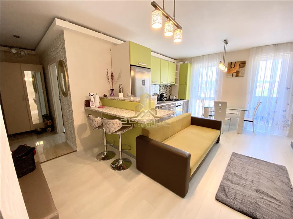 3 camere, 65 mp, modern, parcare, zona Semicentrala, str. Anton Pann