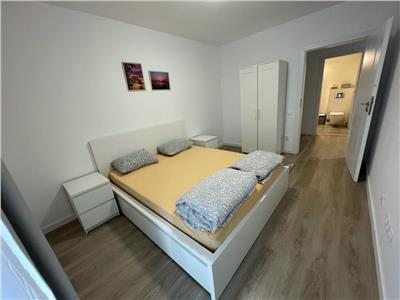 2 camere, 66 mp, mobilat/utilat, Totul Nou, parcare, zona Centrala