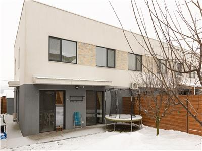 Casa, 4 camere, 115 mp, mobilat/utilat, parcare, zona Simeria-Iris