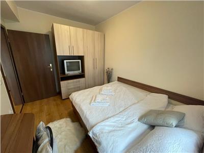 2 camere, 42 mp, mobilat/utilat, parcare, zona Calea Turzii