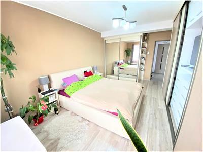 2 camere, 56 mp, decomandat, modern, zona Marasti