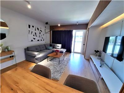 2 camere, 56 mp, mobilat/utilat, cartier Central, zona Scala Center