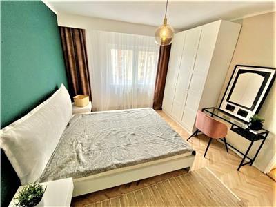 3 camere, 80 mp, decomandat, LUX, parcare, zona Centrala