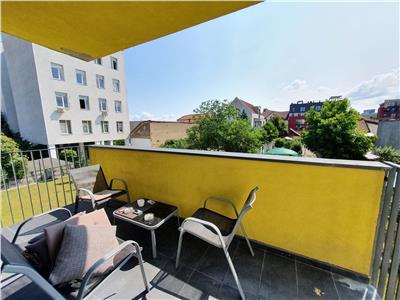 Spatiu, 2 camere ,53 mp,terasa ,parcare,imobil Nou,  str.Anton Pann-Semicentral