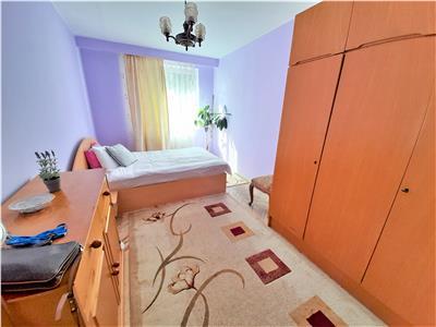 3 Camere, 80 mp, Decomandat, Mobilat/Utilat, Gheorgheni